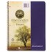 Environotes Wirebound Notebook, 8 1/2 x 11, 1 SUBJ, 80 Sheets, College, Assorted