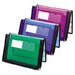 Smead Manufacturing Company 2.25 Inch Accordion Expansion Wallet, Poly
