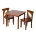 Children's 3 Piece Table and Chair Set
