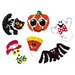 Trend Enterprises Sparkle Stickers Halloween Sparkles