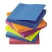 Universal® Standard Self-Stick Bright Pads, 12 100-Sheet Pads/Pack