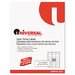 <strong>Inkjet Printer Labels, 30/Sheet, 750/Pack</strong> by Universal®