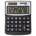 <strong>Victor Technology</strong> Solar/Battery Minidesk Calculator, 8-Digit Display