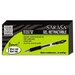 Zebra Pen Corporation Sarasa Retractable Gel Pen, Medium, 24 Per Box