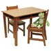 <strong>Kids' Table and Chair Set IV</strong> by Lipper International