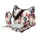 English Rose Classic Hobo Diaper Bag