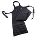 <strong>Apron in Charcoal</strong> by Royal VKB