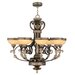 <strong>Seville 8 Light Chandelier</strong> by Livex Lighting