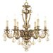 Livex Lighting Chateau 6 Light Chandelier