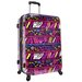 """<strong>Bohemian 29"""" Hardside Expandable Spinner Luggage</strong> by Traveler's Choice"""