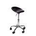 <strong>Martin Universal Design</strong> Height Adjustable Contour Stool with Casters