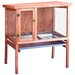<strong>Small Rabbit Hutch</strong> by Ware Mfg