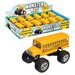 Large Die Cast School Bus Toy
