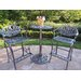 Tulip 3 Piece Bar Height Dining Set