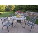 <strong>Sunray Hummingbird Dining Set</strong> by Oakland Living