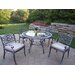 <strong>Mississippi Hummingbird Dining Set with Cushions</strong> by Oakland Living