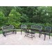 <strong>Rochester 5 Piece Lounge Seating Group Set</strong> by Oakland Living