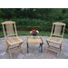 <strong>Event 3 Piece Recliner Seating Group Set</strong> by Oakland Living