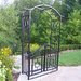 Royal Arbor with Gate