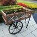 <strong>Oakland Living</strong> Flower Garden Wagon Planter