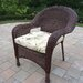 <strong>Resin Wicker Chair (Set of 2)</strong> by Oakland Living