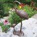 Oakland Living Nurturing Cranes Statue