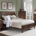 <strong>Taylor Springs Sleigh Bed</strong> by Liberty Furniture
