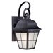<strong>Vaxcel</strong> New Haven Outdoor 1 Light Wall Lantern