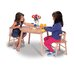 Kids' 3 Piece Round Table and Chair Set