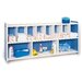 Round-Edge Diaper Wall Unit