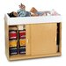 <strong>Changing and Storage Cabinet with Easy-Wash Top</strong> by Whitney Brothers