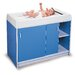 <strong>Round-Edge Infant Changing Cabinet</strong> by Whitney Brothers