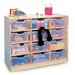 <strong>Gratnell 12 Compartment Cubby</strong> by Whitney Brothers