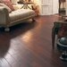 "<strong>Appalachian Flooring</strong> Casitablanca Handcrafted 5"" Engineered Kupay Flooring in Galleon"