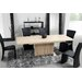 Diamond Sofa Icon Dining Table