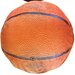 <strong>Round Basketball Dog Pillow</strong> by Dogzzzz