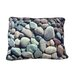 Rectangle River Rock Dog Pillow