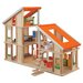 <strong>Chalet Dollhouse</strong> by Plan Toys