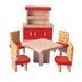 <strong>Plan Toys</strong> Dollhouse Dining Room - Neo