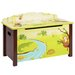 <strong>Jungle Party Toy Box</strong> by Guidecraft