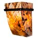 Big 1 Light Sustainable Shell Sconce