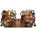 Fascination Recycled 2 Light Bath Vanity Light