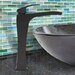 Single Hole Blackstonian Faucet with Single Handle by Vigo