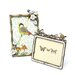 <strong>IMAX</strong> Nida Bird Picture Frame (Set of 2)