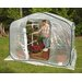 Flowerhouse Dreamhouse 6' x 8' Polyethylene Greenhouse