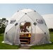 <strong>DomeHouse 13' Round Polyethylene Greenhouse</strong> by Flowerhouse
