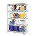 "CommClad 1500 Series 72"" H 5 Shelf Shelving Unit Starter"