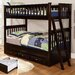 <strong>Twin over Twin Bunk Bed</strong> by Discovery World Furniture