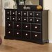 <strong>Najarian Furniture</strong> Palazzo 20 Drawer Dresser