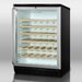 Summit Appliance 40 Bottle Single Zone Wine Refrigerator